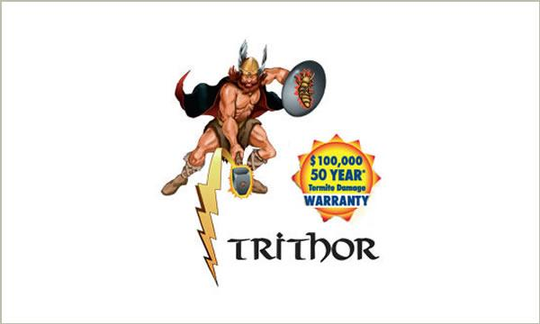 Trithor termite products Dalby